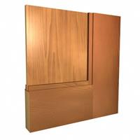 Mission Sticking Flat Panel  sc 1 st  Karona Door Inc. & Karona Door Inc.